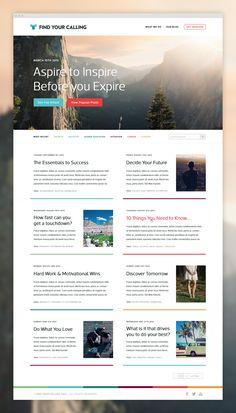 Fyc blog #Website #webdesign
