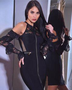 83b93917eb33 Long Sleeves Fashion Dress · Club Dresses, Short Dresses, Girls Dresses, Sexy  Dresses, Fashion Dresses, Summer