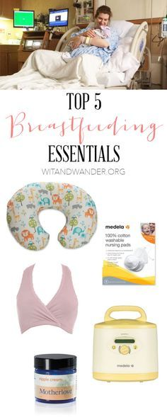 In honor of World Breastfeeding Week, I am sharing Top 5 Breastfeeding Essentials. These 5 breastfeeding items will help breastfeeding go smoother for you and your newborn. You will love the Boppy, nipple cream, breast pump, and more. You will be able to breastfeed your new baby easier with these 5 products. - Wit & Wander