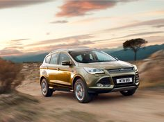The all new Ford Kuga 2013!