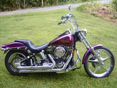 Purple Harley Davidson bikes | Would you buy a purple bike? - Page 3 - Harley Davidson Forums