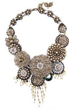 Pierrot et Coco - St Erasmus Large Necklace