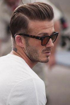 david in pompadour | #Celebrity @hairstyleorgin