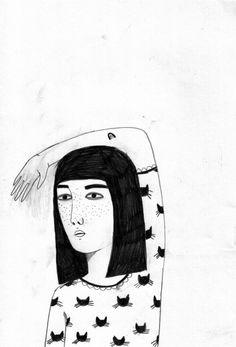 skateontheblood:   Irana Douer