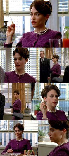 """Rachel Menken (Rachel Katz), """"Mad Men"""""""