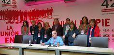 REDACCIÓN SINDICAL MADRID: Cilleros presenta a las compañeras y compañeros qu...