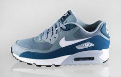 Nike Air Max 90 Jacquard Ice (Wolf GreyBlue Legend