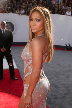 Jennifer Lopez Photos: Arrivals at the MTV Video Music Awards — Part 2