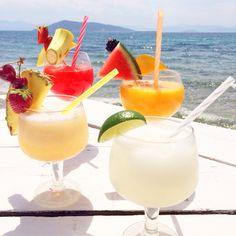 Summer Cocktails @InnOnTheBeach