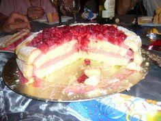 #Bavarois aux #framboises - http://www.recettes-delices.com/recipe/bavarois-aux-framboises/