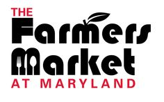 The Farmers Market at Maryland Every Wednesday from 11:00AM-3:00PM (in season)