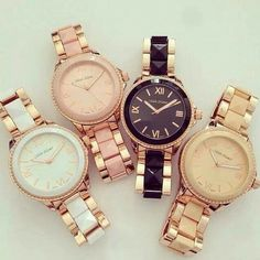 Women's Luxury Watches For Travel And Fashion – Voyage Afield Fancy Watches, Trendy Watches, Cute Watches, Casual Watches, Luxury Watches, Watches For Men, Rose Gold Watches, Black Jewelry, Jewelry Accessories