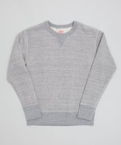 a778a8e4214 The Real McCoy s Military Sweat - Grey Engineered Garments