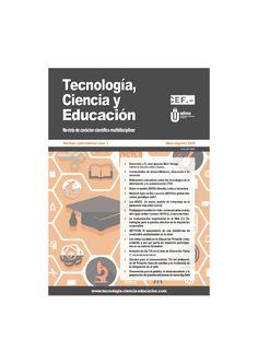 La revista 'Tecnología, Ciencia y Educación', en Redib y Latindex