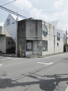 House in Higashi Tamagawa Kazuo Shinohara, 1973 Photo by carlo.fumarola