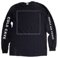 """Deathwish Estore: Cold Cave """"Oceans With No End"""" Longsleeve T-Shirt // i could wear sweatshirts and long sleeves for dayz"""