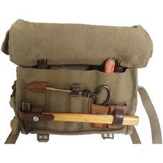 Schweizer Armee Originale Mineur Sprengmeistertasche Abriss Tasche MIT Werkzeug   eBay