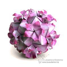 Passiflora-IV kusudama