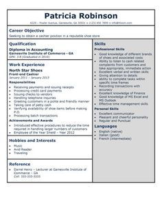 sales manager resume examples