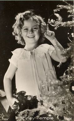 Shirley Temple (so adorable)