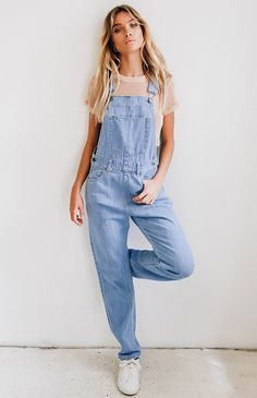Dr Denim Vilde Dungarees from peppermayo.com