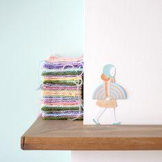 Crochet Yarn – Annell Rapido Vanilla 3214 - acrylic yarn – a unique product by oh_unwind on DaWanda Crochet Yarn, Knitwear, Vanilla, Kids Rugs, Wool, Unique, Handmade, Decor, Hand Made