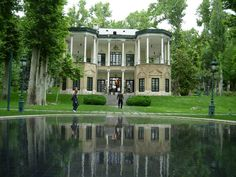 Niavaran Palace, Tehran, Iran