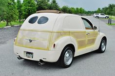 Photo by Kevin Engstrom Plymouth, Pt Cruiser Accessories, Dodge, Cruiser Car, Old Vintage Cars, Chrysler Pt Cruiser, Car Kits, Car Hacks, Automobile