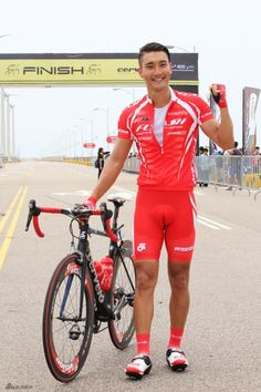 Choi Siwon in To The Fore movie