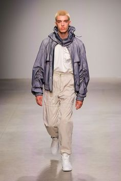 Feng Chen Wang Spring/Summer 2018 Menswear