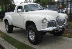 1951 FX Holden my ustom Coupe ute Vintage Pickup Trucks, Old Trucks, Chevy Trucks, Mini Trucks, Holden Muscle Cars, Aussie Muscle Cars, Classic Trucks, Classic Cars, Vintage Cars For Sale