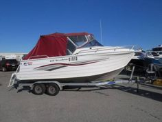 QUINTREX 610 OCEAN SPORT AWESOME OFFSHORE FISHING DIVING RIG | Motorboats & Powerboats | Gumtree Australia Wanneroo Area - Wangara | 1125847544 Used Boat For Sale, Boats For Sale, Offshore Fishing, Low Low, Used Boats, Power Boats, Perth, Diving