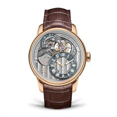 Black Etienne: New manufacture caliber with retrograde second - Rolexair Rolex Watches, Watches For Men, Rolex Air King, Mechanical Art, Unique Clocks, Rolex Models, Watch Model, Elegant, Pink And Gold