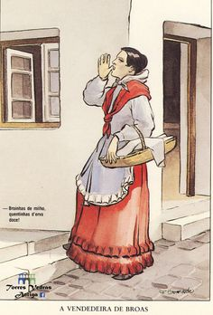 Woman Sketch, Old Pictures, Traditional Outfits, Back Home, Vintage Posters, Celtic, Cool Art, Folk, 1