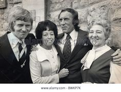 The groom and his parents wait at the church. Weddings at Mullingar Park Hotel by Couple Photography. The Krays, East End London, Twin Brothers, Park Hotel, Rare Photos, Historical Photos, Couple Photography, Crime, Twins