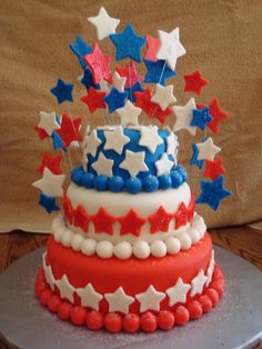 55 Adorable Treats Decorating Ideas for Labor Day (13)