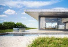 3D Adaptation Of Architect Bruno Erpicum's Labacaho House
