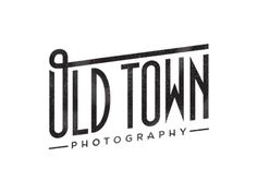 Old Town Photography Logo designed by Brandon Triola. Connect with them on Dribbble; Retro Photography, Photography Logo Design, Brand Identity, Branding, Retro Logos, Old Hollywood, Old Town, Print Design, Design Inspiration