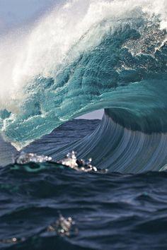 great photography of sea, surf, waves, ocean Water Waves, Sea Waves, Sea And Ocean, Ocean Beach, Fuerza Natural, Am Meer, Photos Of The Week, Pics Art, Ocean Life