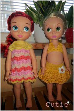 Cutie: Disney Animator doll