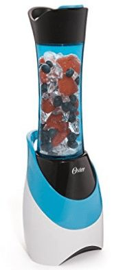 Oster BLSTPBWBL My Blend Blender with Travel Sport Bottle Light Powder Blue * More info could be found at the image url. (This is an affiliate link) Fruit Blender, Oster Blender, Mini Blender, Smoothie Blender, Blender Salsa, Travel Blender, Kitchen Blenders, Kitchen Gadgets, Smoothie Makers