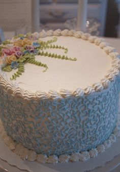 Cake decorating class | Flickr - Photo Sharing!