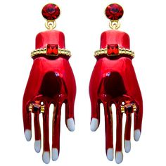 #Hand #Earrings Was £34.00 Now £17.00 You Save: 50%