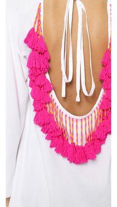 SUNDRESS Alaia Short Beach Dress