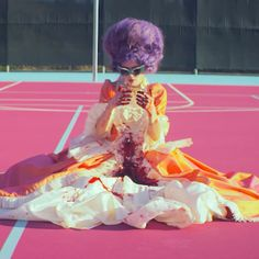 ListenUp: Grimes: Flesh Without Blood/Life in the Vivid Dream