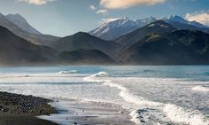 Top 10 beach hotels and B&Bs on New Zealand's South Island New Zealand Beach, New Zealand North, New Zealand South Island, New Zealand Travel, Tropical Beach Resorts, Beach Hotels, Beach Bungalows, The Beautiful Country, Most Beautiful Beaches