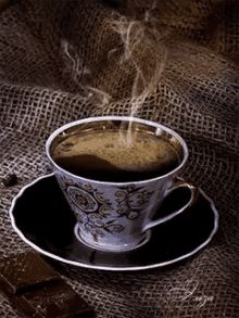 Coffee Good Morning GIF - Coffee GoodMorning Hot GIFs