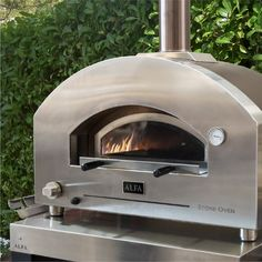Outdoor Kitchen Patio, Outdoor Spaces, Outdoor Living, Outdoor Decor, Traditional Taste, Wood Fired Oven, Gadgets And Gizmos, Gas Fires, Rv Campers