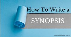 Need help writing a #synopsis for your #NaNoWriMo novel? Here are 6 helpful tips! #writingtips
