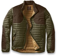 Microtherm Featherweight Hunting Jacket  by EB. really like it.